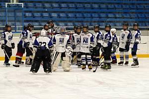 Havířovská hokejová mládež.