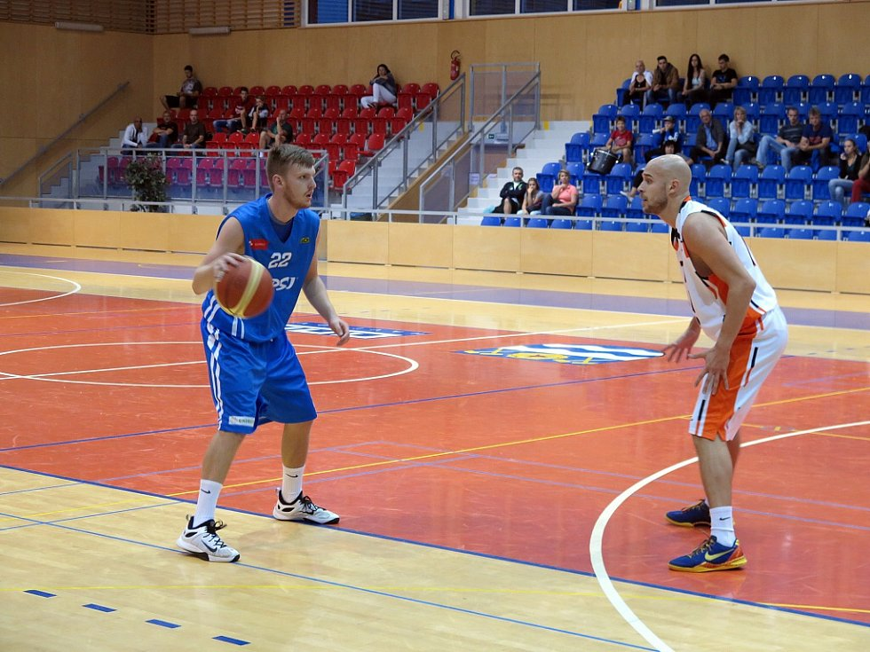 TJ Start Havířov - Basketbal Olomouc.