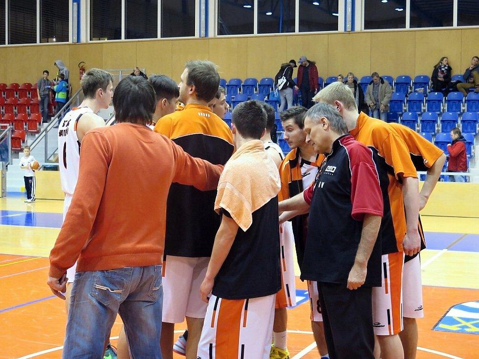 TJ Start Havířov: BK Opava B.