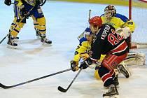 Karvinští hokejisté konečně vyhráli.