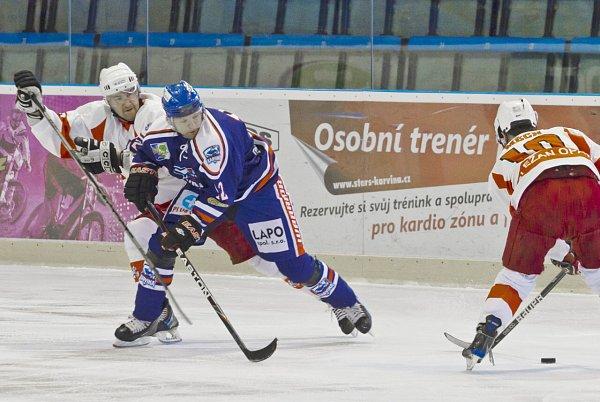 Vminulé sezoně dokráčeli hokejisté Karviné do finále play-off. Kam kráčí teď?