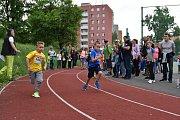 V Karviné na ZŠ U Lesa se v úterý konaly běžecké závody dětí-amatérů známé jako Čokoládová tretra.