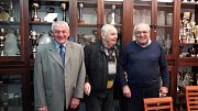 V pátek 30. března se v karvinské hale házené konalo setkání hráčů, kteří v roce 1968 získali první titul mistra ČSSR v házené pro Baník Karviná.