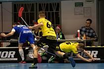 Souboj dvou havířovských celků v první lize dopadl překvapením a poprvé v historii vzájemných zápasů tak vyhrál Slovan.