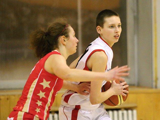 Mladé havířovské basketbalistky mají šanci na postup do finále.