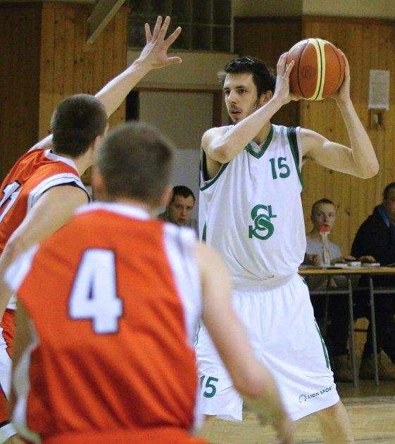 Basketbalisté Sokola figurují ve druhé lize.