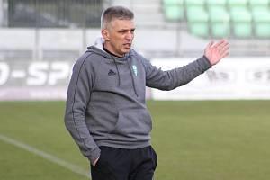 Trenér Karviné Norbert Hrnčár by příště byl raději za rychle uzavřený zápas.