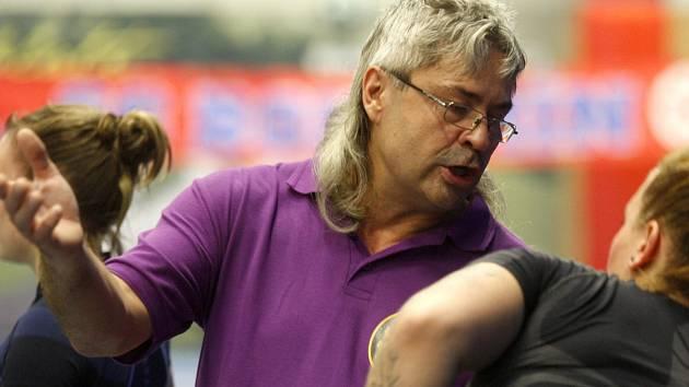 Bohumínské házenkářky mají podle trenéra Pavla Rekšáka na to, aby v první lize obstály.