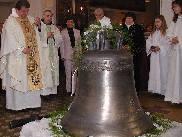 Zvon Sv. Benedikt z Nursie.