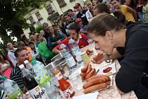 Všechny generace se v sobotu sešly a skvěle se bavily na dalším ročníku Doubravských slavností, které se tradičně konaly v centru obce.