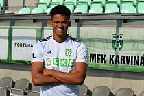V Karviné bude působit další brazilský fotbalista - Rafael Tavares.