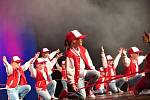 Celovečerní taneční show Taneční školy Horizonty.