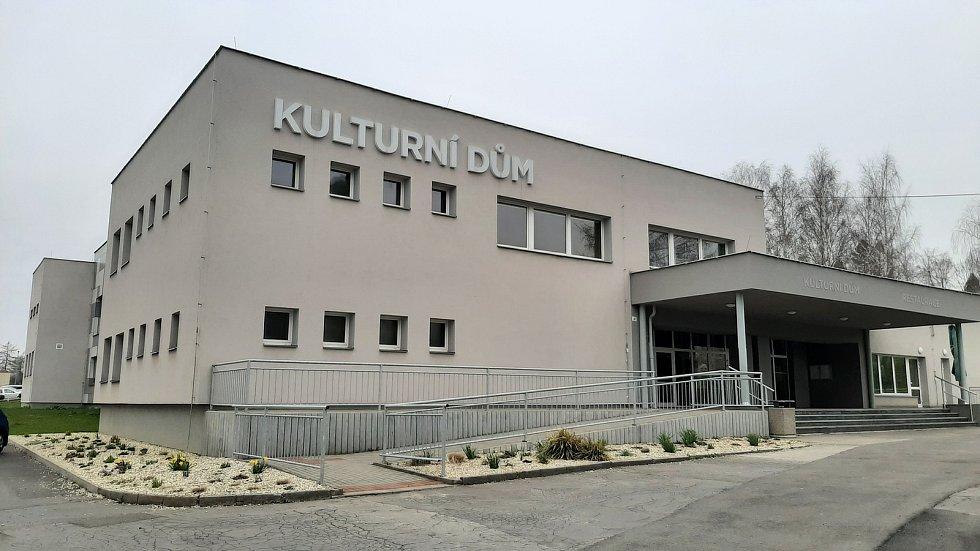 Petřvald. Kulturní dům.