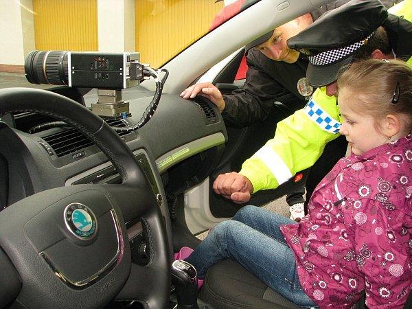VHavířově se upříležitosti Dne dětí konají tradiční tři dny otevřených dveří vareálu městské policie a hasičů.