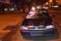 Tragická dopravní nehoda v Havířově