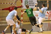 Karvinští házenkáři si extraligovou soutěž zpestří účastí v Poháru EHF.