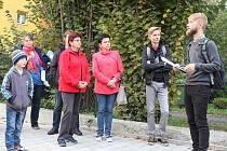 Jednou z aktivit 17. listopadu v Karviné bude další komentovaná prohlídka zdejších veřejných soch a plastik.