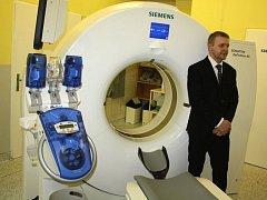 Nový CT přístroj odpovídající současným požadavkům začal sloužit v Nemocnici s poliklinikou Karviná-Ráj.