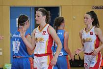 Havířovské basketbalistky končí prvoligovou sezonu jako deváté.