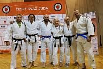 Karvinští judisté přivezli z Prahy čtyři medaile.