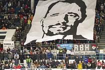 Fanoušci Havířova se loučí s ikonou klubu Martinem Potočným.