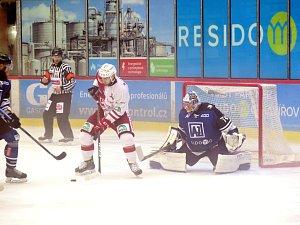 Hokej: Havířov - Slavia