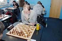Jaroslav Sobek získal pro karvinské šachisty cenný bod v Litovli.