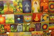 Přednášky, meditace, léčivé byliny… Jubilejní ezoterický festival letos nabídl i ukázku netradičního tantrického cvičení.