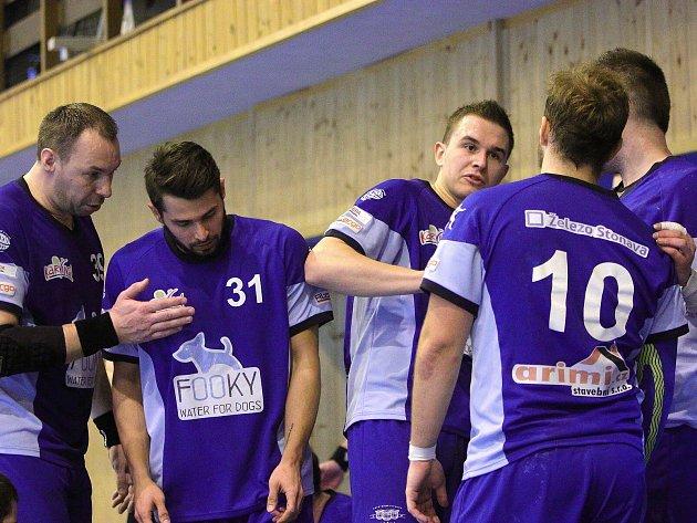 Házenkáři MHK tvoří dobrou partu, která je dovedla k vítězství v soutěži.