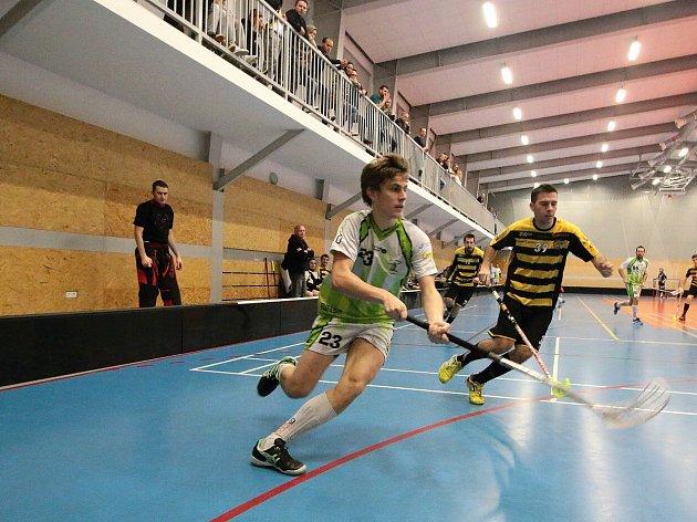 Petrovice vstoupily do play-off výhrou, ale druhý zápas s Kopřivnicí prohrály, takže stav na zápasy je 1:1.