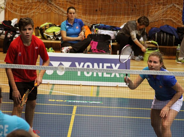 Badmintonové mistrovství v Orlové.