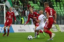 Karvinští si zahrají proti Olomouci.