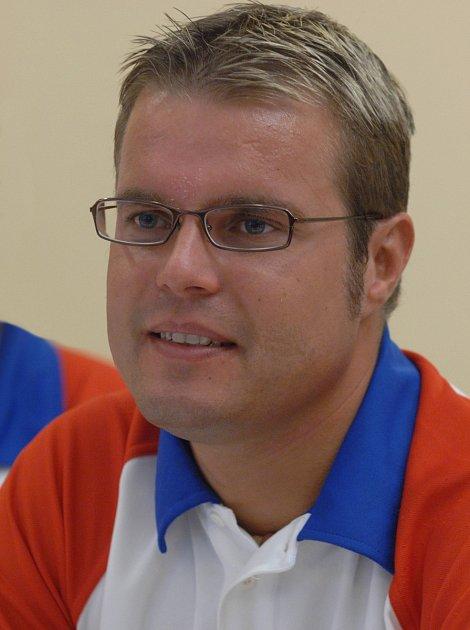 Ivan Karabec si v San Diegu zahraje na turnaji, jenž stvrdí jeho účast v Pekingu v příštím roce.