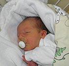 Adámek se narodil 17. listopadu paní Adéle Gajdošíkové z Karviné. Porodní váha chlapečka byla 3210 g a míra 51 cm.