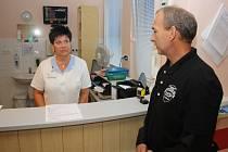 Práci ve strážní službě nabízeli v prosinci zaměstnavatelé nejčastěji. Ilustrační snímek.