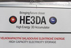 Zahájení stavby továrny na vysokokapacitní baterie v Horní Suché