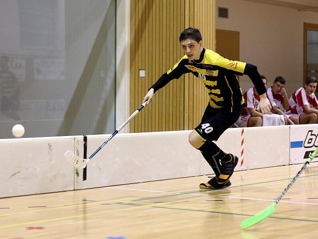 Florbalisté Torpeda tentokrát prohráli v Brně.