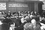 Komunistická konference pod hlavičkou 16. sjezdu KSČ.