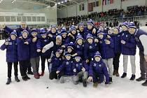 Mladí hokejisté v Lotyšsku uspěli.