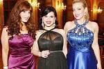 Opera Divas, tak se jmenuje v současnosti jediné české operní dámské pěvecké trio, které v sobotu 21. dubna vystoupí v orlovském evangelickém kostele.