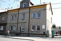 Sídlo Městské policie Český Těšín v Tovární ulici.