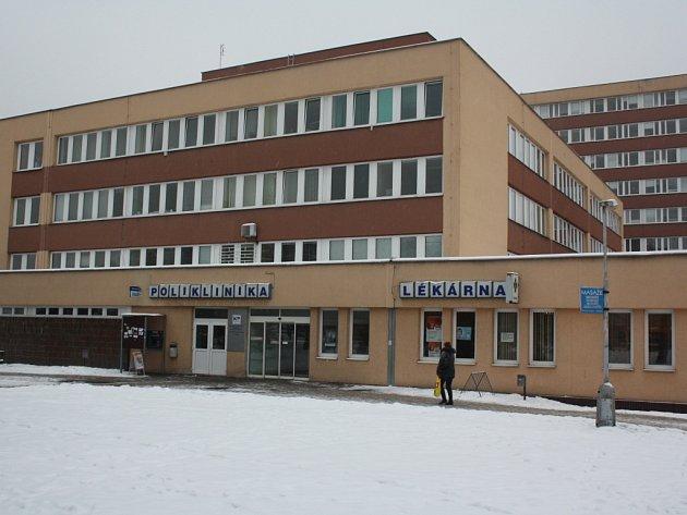Nemocnice v Orlové. Ilustrační snímek.