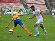 Tomáš Wágner se trefil jak proti Opavě, tak proti Slovácku.