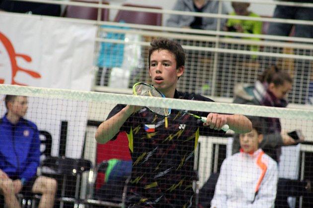 VOrlové začalo mezinárodní mistrovství ČR juniorů vbadmintonu.