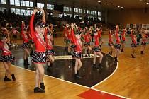 Karvinský pohár v mažoretkovém sportu byl kvalifikační soutěží na mistrovství České republiky.