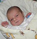 Mareček se narodil 25. ledna mamince Gabriele Capcarové z Rychvaldu. Porodní váha chlapečka byla 3480 g a míra 50 cm.