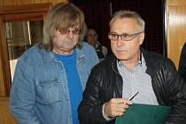 Provozovatelé soukromých škol Jiří Baron a Jan Tesarčík (vpravo).