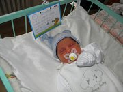 Martinek Sivák se narodil 2. února paní Zlatě Fizerové z Karviné. Po narození chlapeček vážil 2660 g a měřil 46 cm.