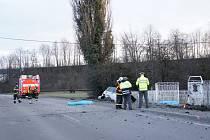 Tragická nehoda ve Stonavě.