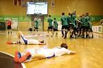 Nejdramatičtější utkání s Jičínem rozhodli mladí baníkovci až dvě sekundy před koncem. Radost byla obrovská.